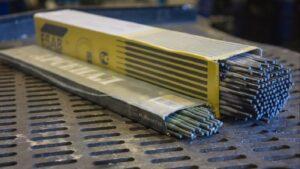 Как подобрать электроды для сварки
