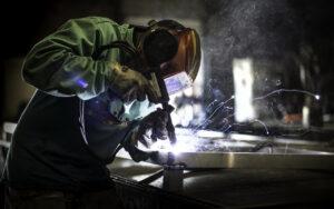 Как организовать бизнес на сварке металла